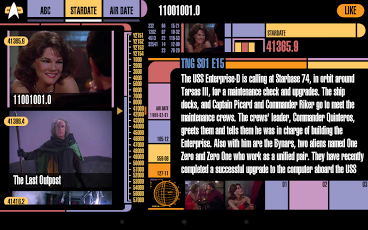 Trek Episode Guide (5)