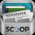 SCOOP – Magazine, Book and Newspaper Reader