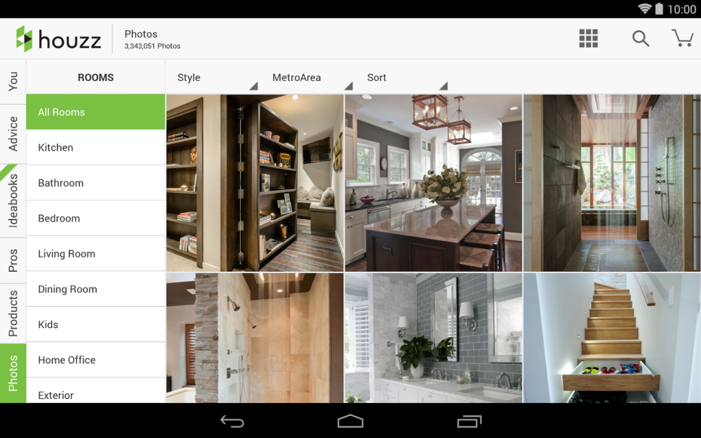 Houzz Interior Design Ideas .apk Android Free App Download