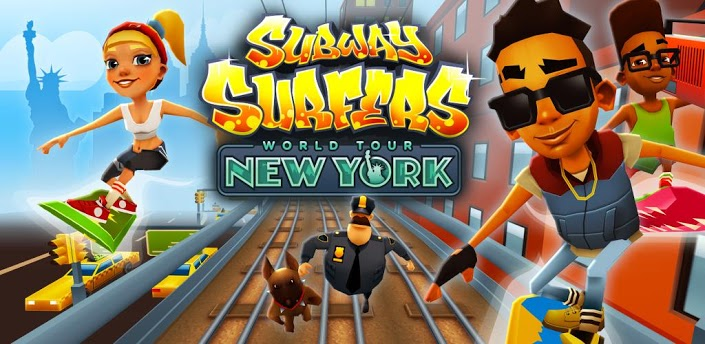 subway surfer new york