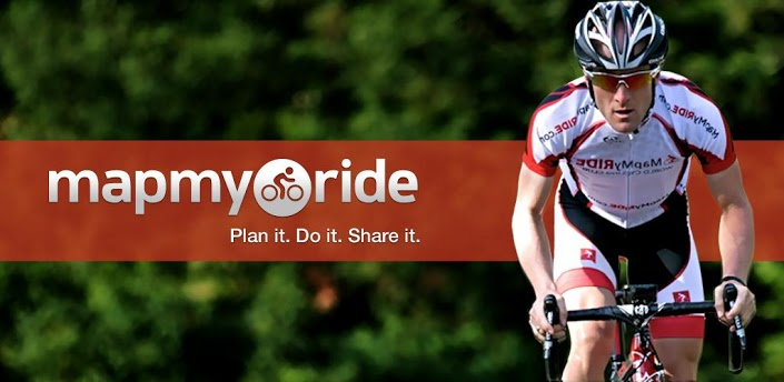 MapMyRide GPS Cycling Riding