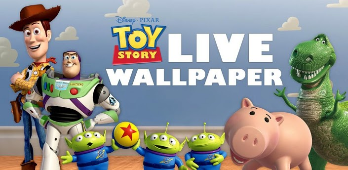 Toy Story: Live Wallpaper