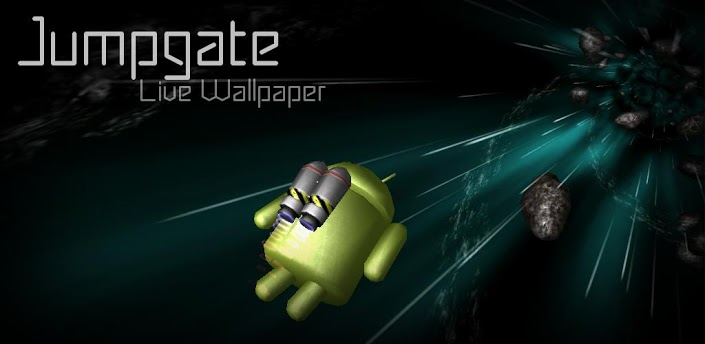 Jumpgate Free Live Wallpaper