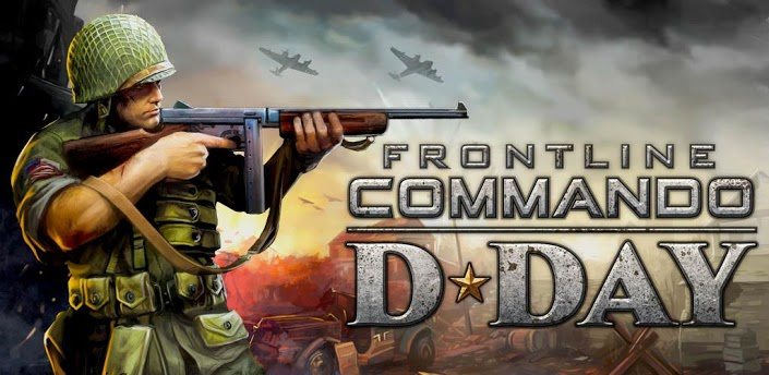 FRONTLINE COMMANDO: D-DAY