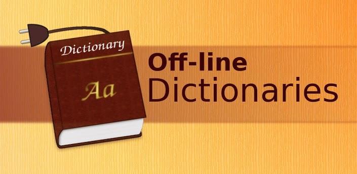 Offline dictionaries