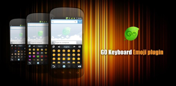 GO Keyboard Emoji plugin