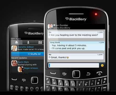 BBM Video with Screen Share   Download BlackBerry Messenger   India