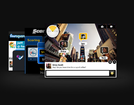 BBM Video with Screen Share   Download BlackBerry Messenger   Indiah