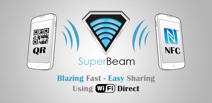 SuperBeam  WiFi Direct Share (1)