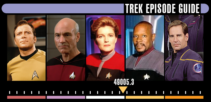 Trek Episode Guide (9)