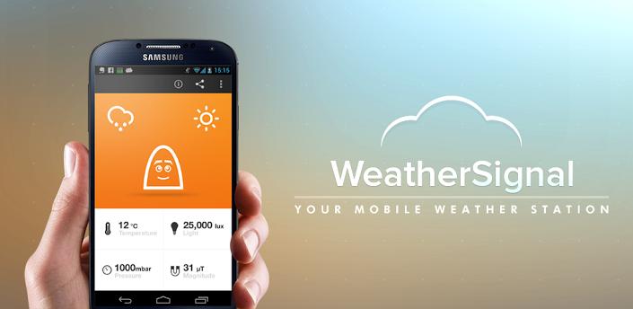 WeatherSignal - sensor toolkit (1)