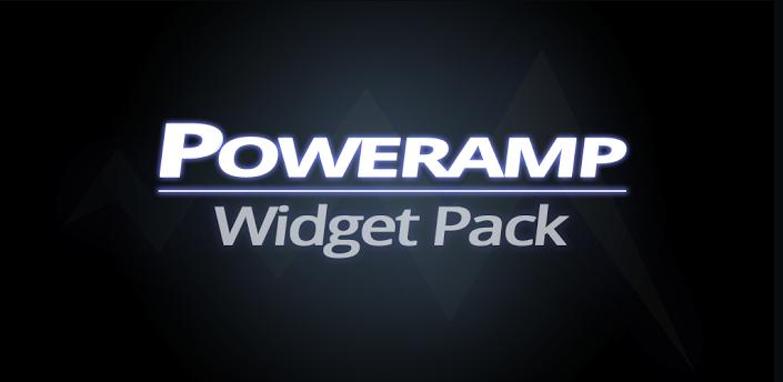 Poweramp Standard Widget Pack
