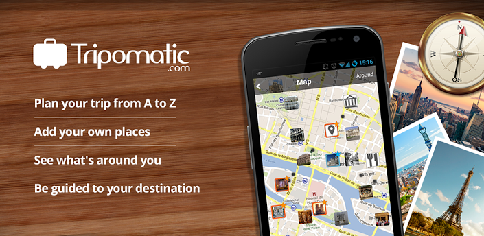 Tripomatic City Guides & Maps