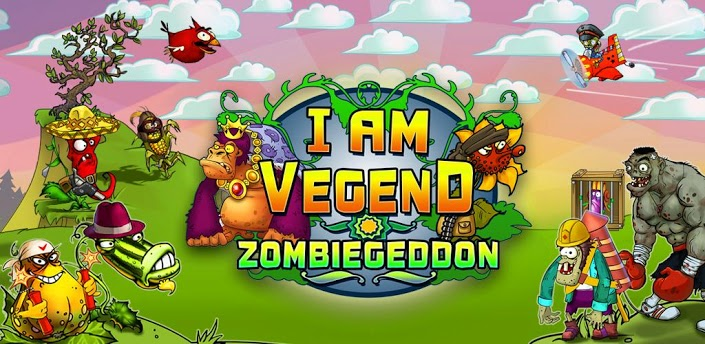 I Am Vegend – Zombiegeddon