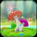 Amazing 3D Mushroom Garden (1)