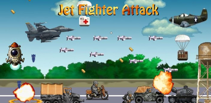 Armed Air Fighter Attack (1)