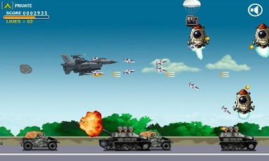 Armed Air Fighter Attack (5)