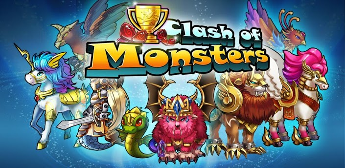 Clash of Monsters (1)