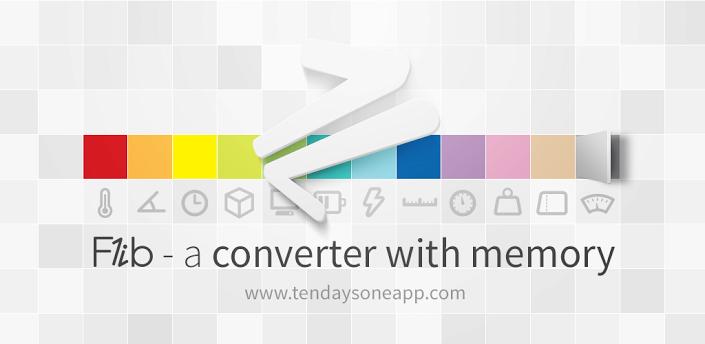 Flib - a converter with memory (1)