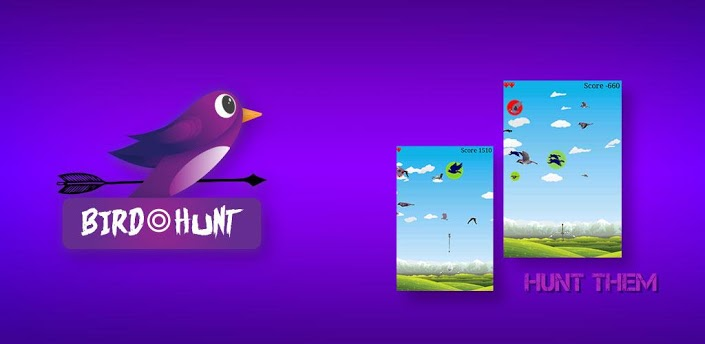 Hunt Birds With Arrow & Bow (1)