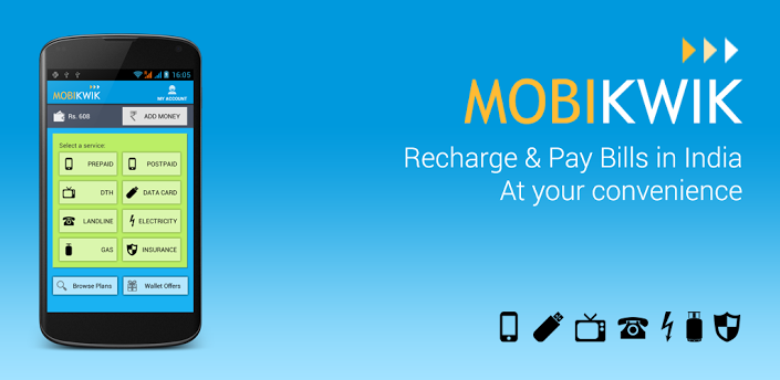 Mobikwik Mobile Recharge and Bill Pay (1)