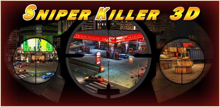 Sniper & Killer 3D (1)