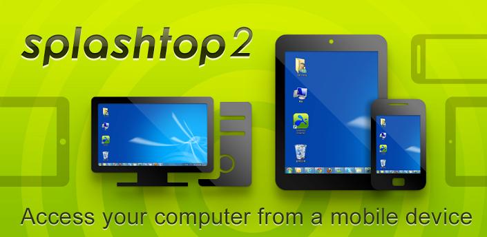 Splashtop 2 - Remote Desktop (1)
