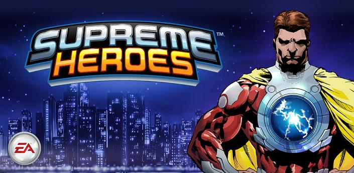 Supreme Heroes (1)