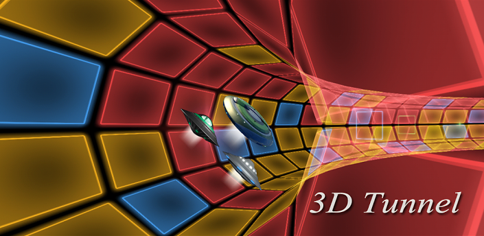 Tunnel 3D Live Wallpaper (1)