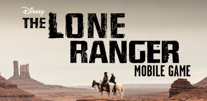 The Lone Ranger (1)