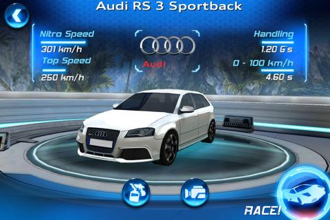 Asphalt™ Audi RS 3 (2)