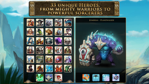 Heroes of Order & ChaosHeroes of Order & Chaos (6)