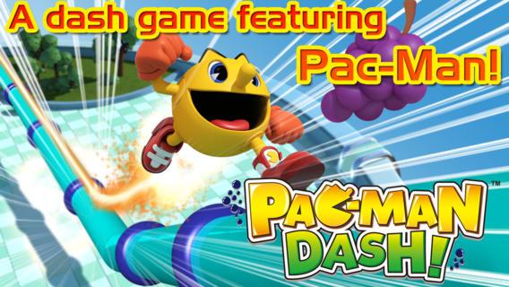 PAC-MAN DASH! (4)