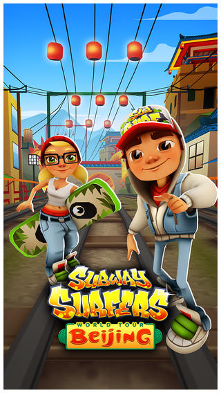 Subway Surfers Beijing (2)