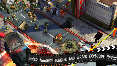 Zombiewood - Guns! Action! Zombies! (3)