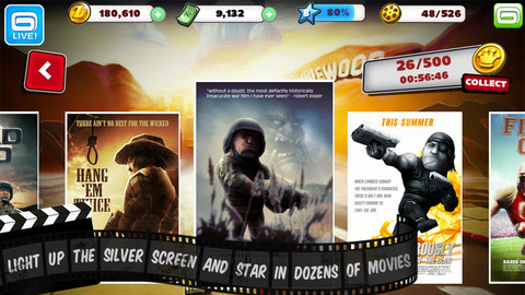 Zombiewood - Guns! Action! Zombies! (4)