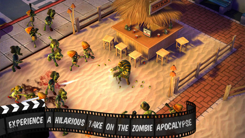 Zombiewood - Guns! Action! Zombies! (5)