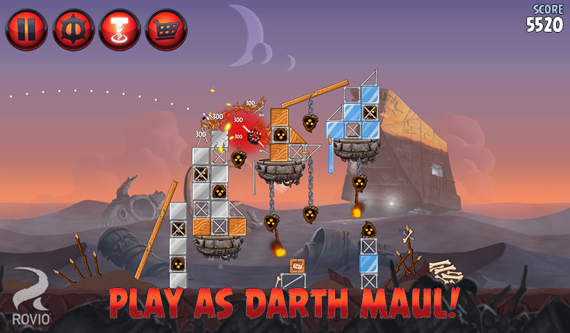 Angry Birds Star Wars II 1.9.25 for Android - Download