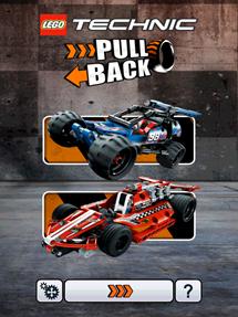 LEGO® Pullback Racers (2)