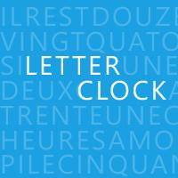 Letter Clock (1)