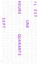 Letter Clock (3)