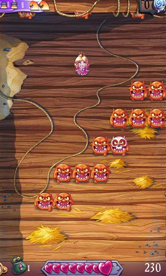 Monster Burner  xap Windows Phone Free Game Download   Feirox
