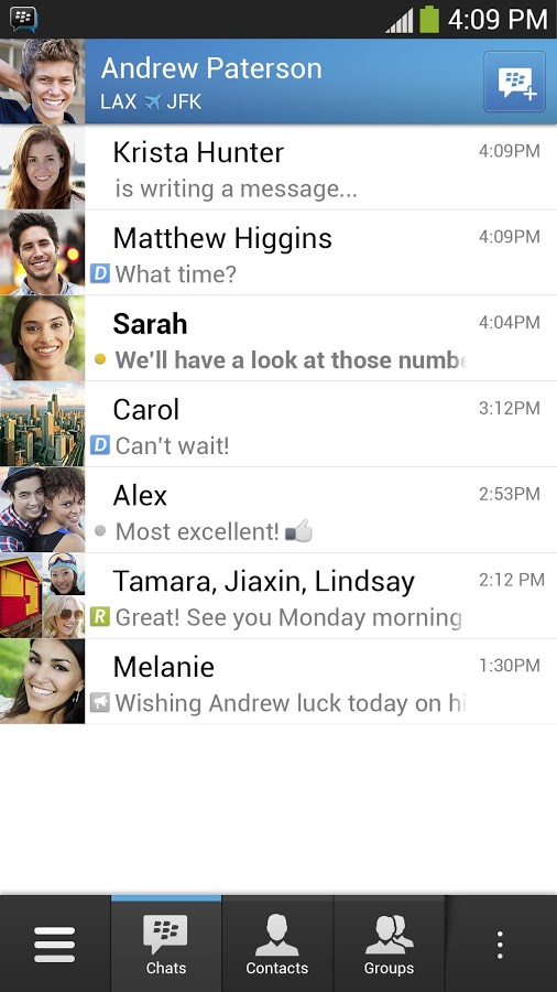 Official BBM  apk For Android Free App Download | Feirox