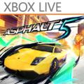 Asphalt 5 XboX