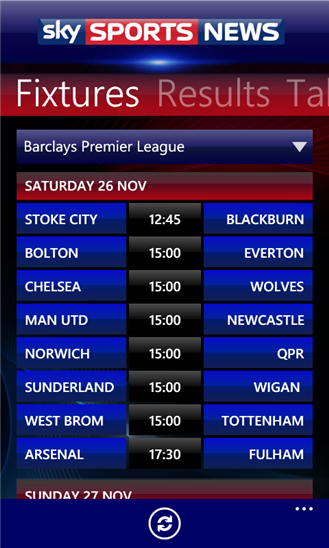 Sky Sports News Xap Windows Phone Free App Download Feirox