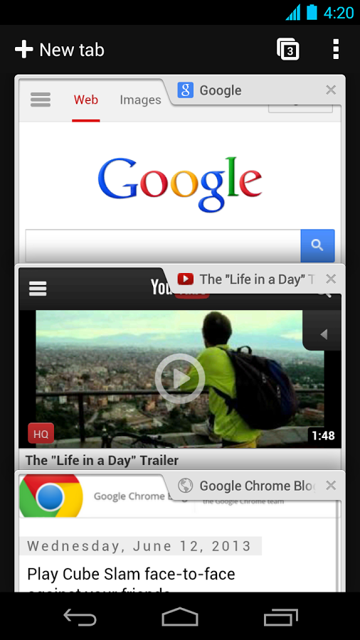 Chrome Browser - Google  apk Android Free App Download | Feirox