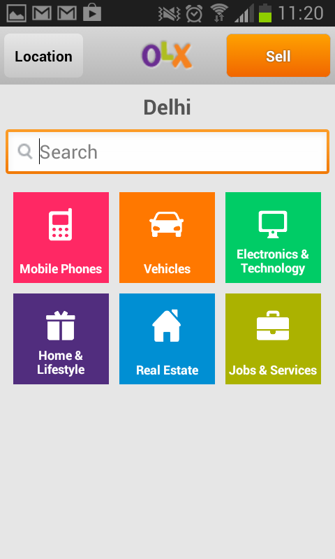 OLX Free Classifieds  apk Android Free App Download | Feirox