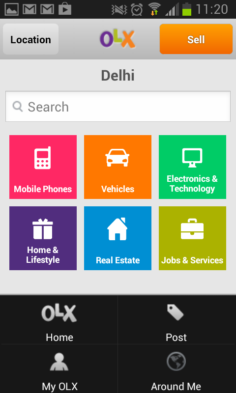 OLX Free Classifieds  apk Android Free App Download   Feirox