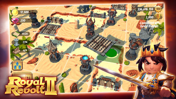 Royal Revolt 2 apk Android Free Game Download Feirox