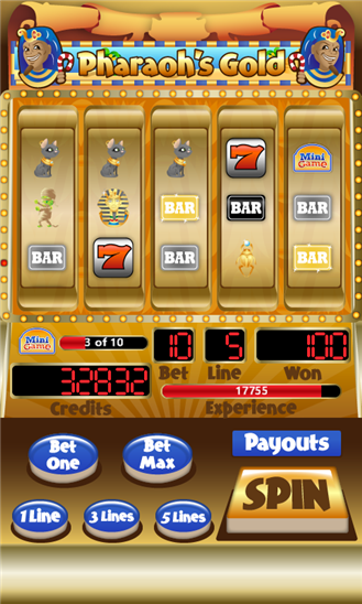Slot Games For Windows Phone